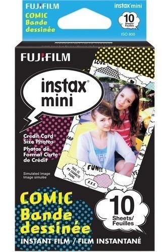 Película Instantánea Fujifilm Instax Mini Comic