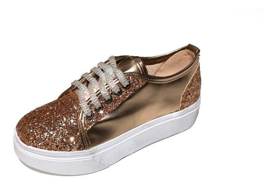 Zapatillas Urbanas Sneakers Para Nenas Niñas A.140n