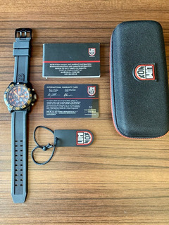 Reloj Luminox Navy Seal Colormark 3089 Cronógrafo