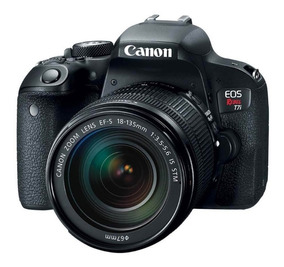 Canon Rebel T7i C/ 18-55mm + 50mm Pronta Entrega