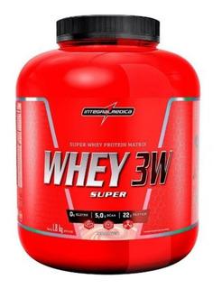 Whey 3w (concentr/isolad/hidrolisad) 1,8kg Integral