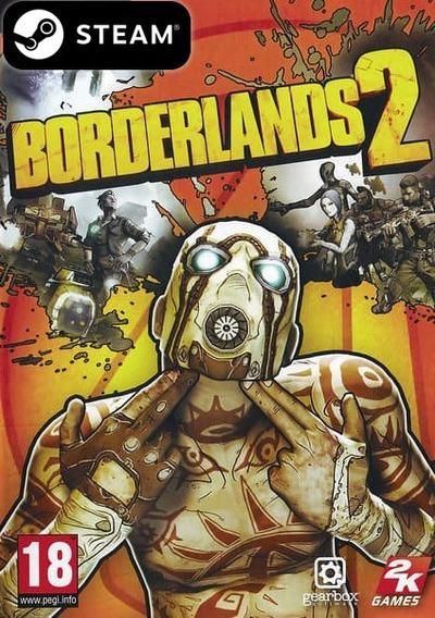 Borderlands 2 - Pc Steam Key Original