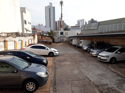 Terreno, Centro Da Cidade, Venda E Compra, Centro, Jundiaí - Te00360 - 68371953