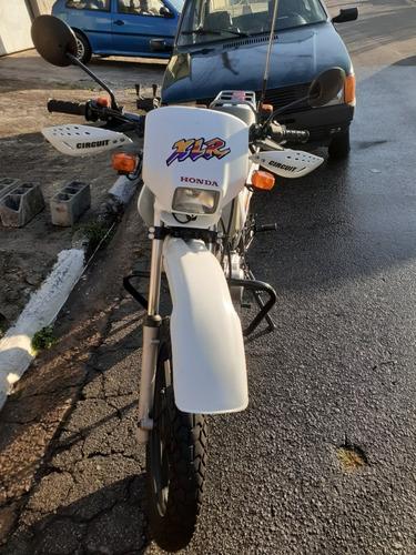 Honda Xlr 125 Branca 1997