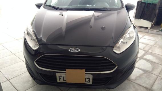 Ford New Fiesta Hatch, 1.5s, Flex, Completo, Perfeito Estado
