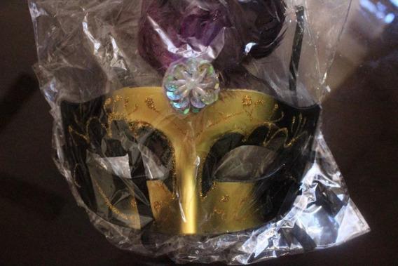 Disfraz Mascara Veneciana