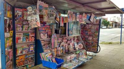 Kiosco Diarios Y Revistas - Fondo De Comercio - Zona Oeste