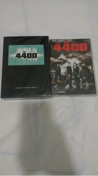 The 4400 2 E 4 Temporada Original E Lacrados