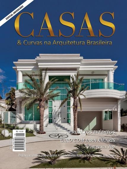 Revista Casas & Curvas Na Arquitetura Brasileira - Edição 13