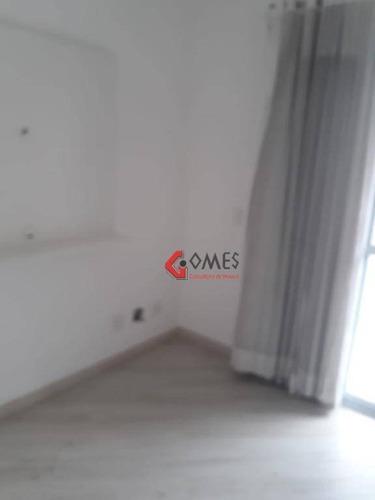 Imagem 1 de 19 de Cobertura Residencial À Venda, Centro, São Bernardo Do Campo. - Co0183