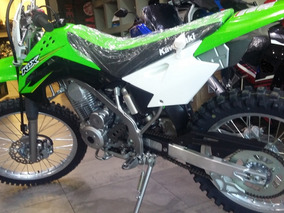 Kawasaki Klx140 0km 2017 Klx 140 . Financiación . Motos Mr
