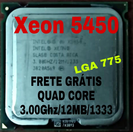Processador Intel Xeon 5450