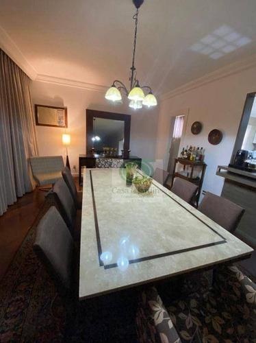 Ótimo Apartamento No Bairro Da Pompeia (176m2) Com 3 Dormitorios - Ap5033