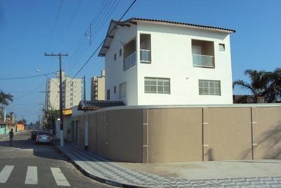 Sobrado Para Venda Em Mongaguá, Jardim Praia Grande, 4 Dormitórios, 2 Suítes, 5 Banheiros, 4 Vagas - 142