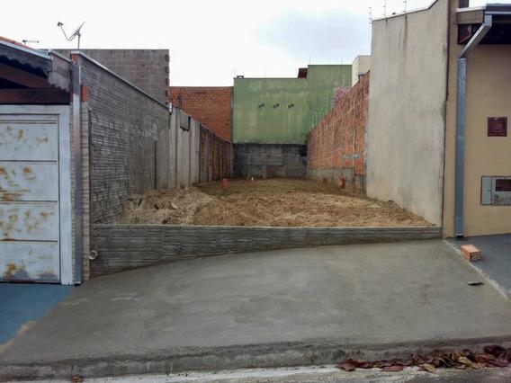 Terreno Meio Lote Em Botucatu