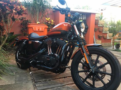 Harley Davidson Sportster 1200 Xl Ns