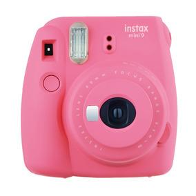 Câmera Instantânea Instax Mini 9 Flamingo Pink - Fujifilm