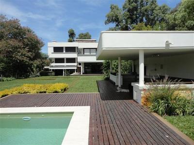 Casa En Alquiler Y Venta De 4 Dormitorios En Parque Miramar Con Fondo Al Lago