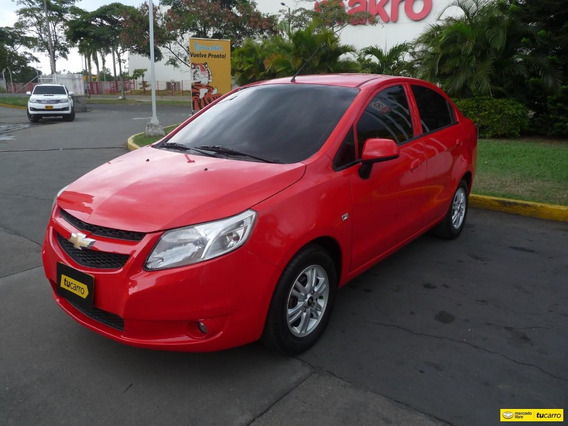 Chevrolet Sail Ltz At 1400cc