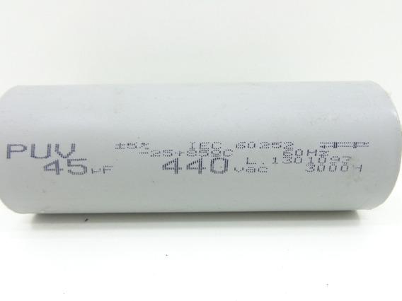 Capacitor Uf 45440v / Motor De Inducao Rgd 4 Terminais
