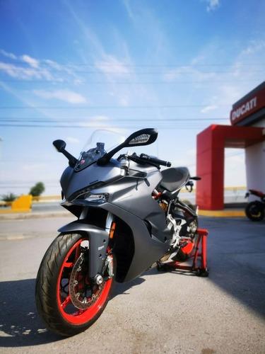 Imagen 1 de 7 de Ducati Supersport 2020