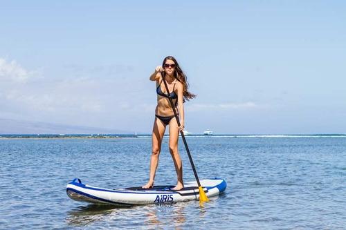 Imagen 1 de 4 de Tabla De Sup Paddle Board Stand Up Kayak Surf Remo Inflable