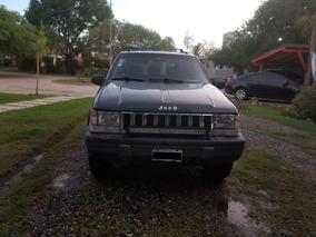 Jeep Grand Cherokee 4.0 Laredo - Interior Y Motor Impecable