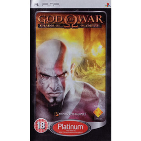 Usado Jogo Psp God Of War: Chains Of Olympus - Sony