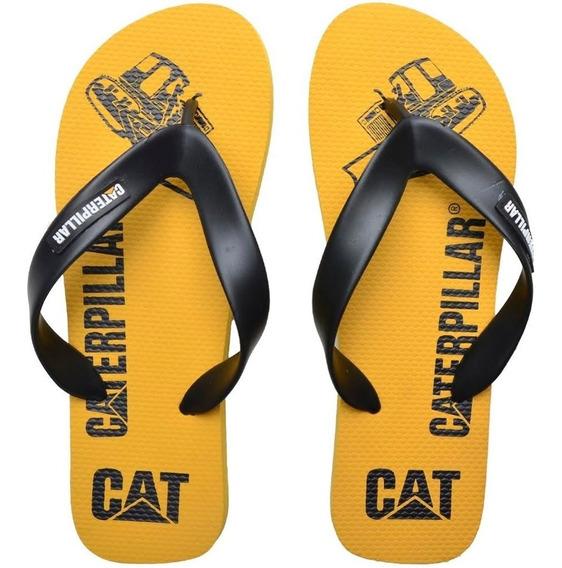 Chinelo Masculino Caterpillar Barato Promoção Sandália Cat