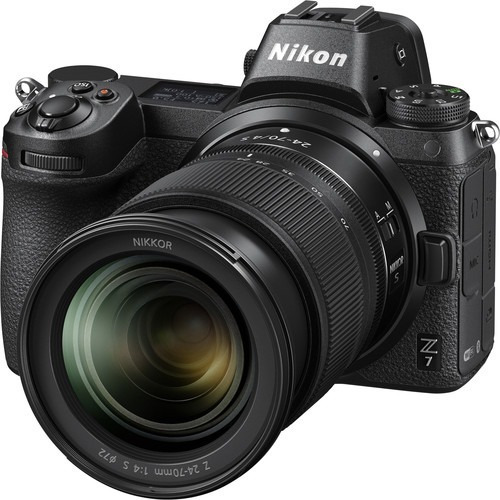 Nikon Z7 Mirrorless Digital Camera E Lente Z 24-70 Kit