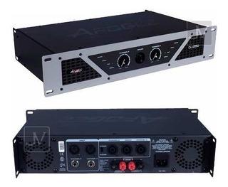 Potencia Amplificador Apogee Dj-250 2 Canales 250w Rms