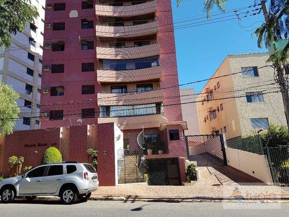 Apartamento Residencial Para Venda E Locação, Jardim Flamboyant, Campinas. - Ap5156