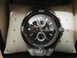 Reloj Casio Edifice Ef-520 Con Cronografo
