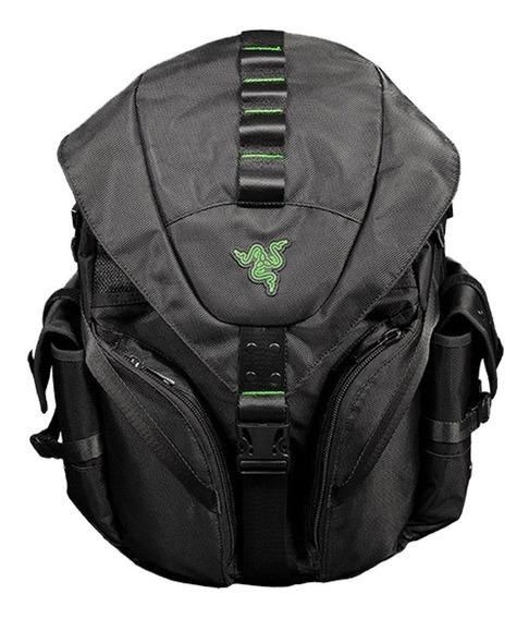 Mochila Backpack Mercenary Porta Laptop Negro 14 Razer