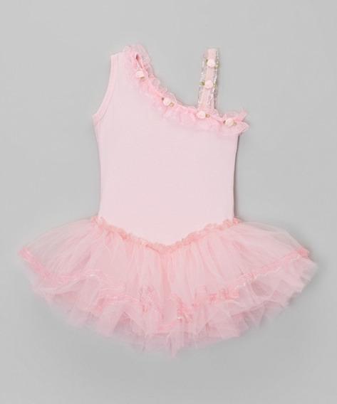 Malla Bailarina Ballet Danza Tutu Nena Importada Mod Pasy