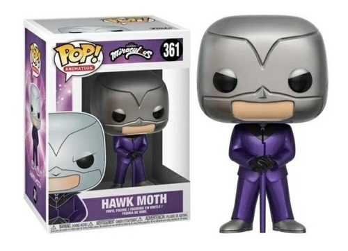 Funko Pop! Miraculous  Hawk  Moth 361 Original