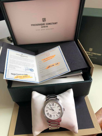 Relógio Frederique Constant Série Classic Fc-303m4p6b3