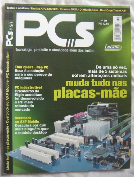 Revista Pcs Nº50 - Placas-maé.