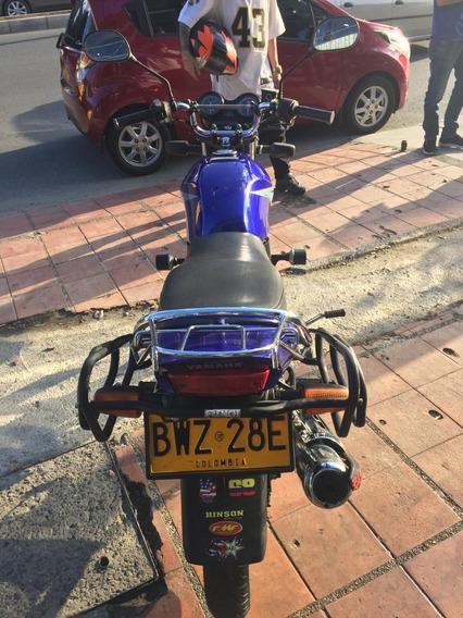 Yamaha Libero 125 Azul Mod 2016
