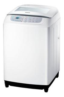 Lavarropas Samsung Wa80f5s4udw Blanco 700rpm Wa80 8kg 12cts