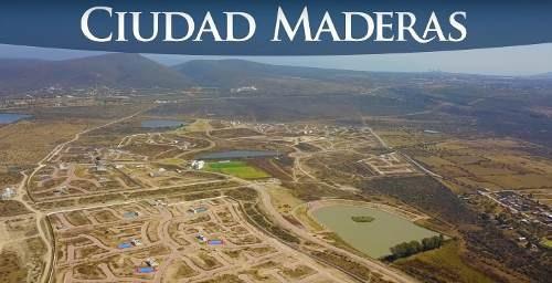 Exclusivo Terreno En Puerto Maderas De Ciudad Maderas León