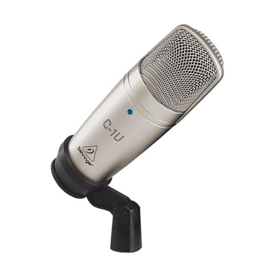 Microfone Behringer C1u Condensador - Cardioide