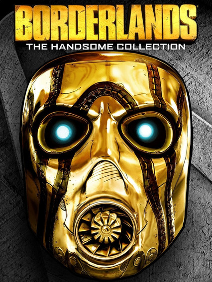 Borderlands The Handsome Collection P/pc