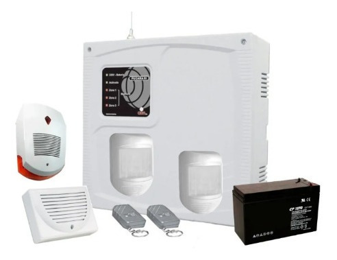 Kit Alarma Casa Pucara 3