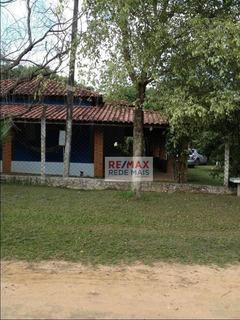 Rancho Com 4 Dormitórios À Venda, 100 M² Por R$ 180.000 - Vila Real De Barra Bonita (vitoriana) - Botucatu/sp - Ra0002