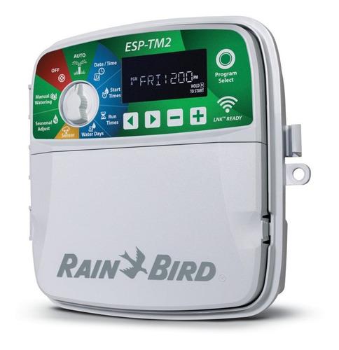 Imagen 1 de 1 de Controlador Esp-tm2 120v Rain Bird, 8 Estaciones Modelo 2021