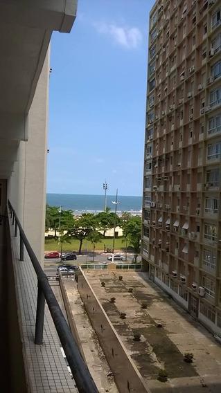 Apto. Frente Ao Mar Em Santos