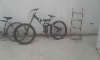 Bicicleta Montañera Doble Suspencion