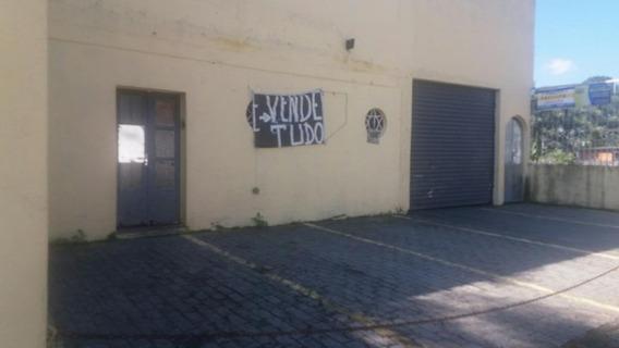 Salão À Venda, 1000 M² Por R$ 2.250.000 - Rio Grande - São Bernardo Do Campo/sp - Sl1374