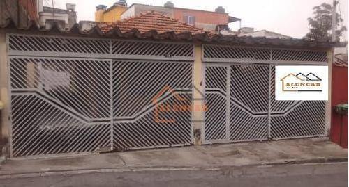 Imagem 1 de 14 de Casa À Venda Por R$ 450.000,00 - Vila Nhocune - São Paulo/sp - Ca0141